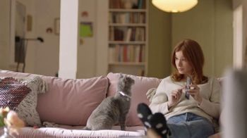 Wells Fargo App TV Spot, \'Suspicious Card Activity Alerts: Cat\'