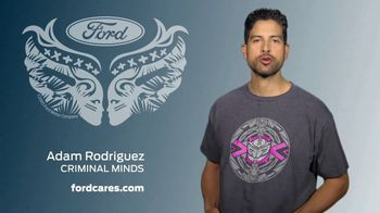 Ford Warriors in Pink TV Spot, 'Agent of Change' Featuring Adam Rodriguez