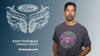 Ford Warriors in Pink TV Spot, 'Agent of Change' Featuring Adam Rodriguez - Thumbnail 5