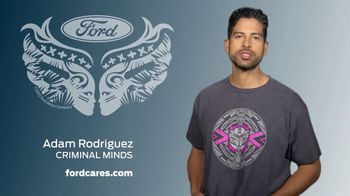 Ford Warriors in Pink TV Spot, 'Agent of Change' Featuring Adam Rodriguez - Thumbnail 7
