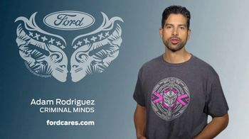 Ford Warriors in Pink TV Spot, 'Agent of Change' Featuring Adam Rodriguez - Thumbnail 8