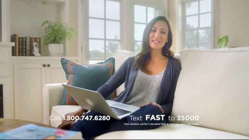 Sorry, that lady on hughes net commercial nude