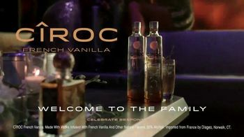 CIROC French Vanilla TV Spot, 'Celebration' Ft. Sean Combs, French Montana - Thumbnail 9