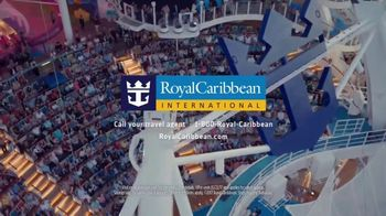 Royal Caribbean Wow Sale TV Spot, 'Money to Spend at Sea' - Thumbnail 9