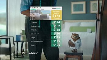 Trip Advisor TV Spot, 'A Price That Fits' - Thumbnail 7
