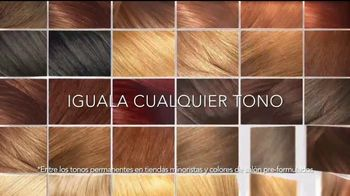 Clairol Root Touch-Up TV Spot, 'Desde cualquier ángulo' [Spanish] - Thumbnail 5