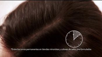 Clairol Root Touch-Up TV Spot, 'Desde cualquier ángulo' [Spanish] - Thumbnail 7