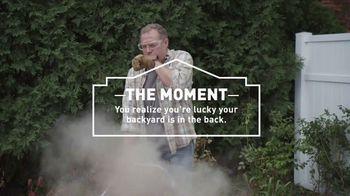 Lowe's TV Spot, 'Backyard Moment: Lawn Fertilizer' - 114 commercial airings