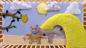 SheaMoisture Baby TV Spot, 'Teeny Tiny Lion'
