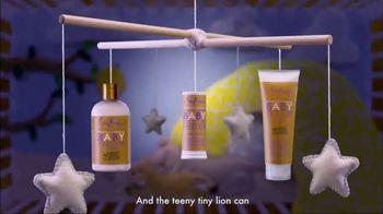 SheaMoisture Baby TV Spot, 'Teeny Tiny Lion' - Thumbnail 10