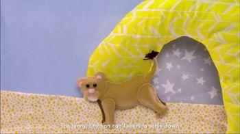 SheaMoisture Baby TV Spot, 'Teeny Tiny Lion' - Thumbnail 2