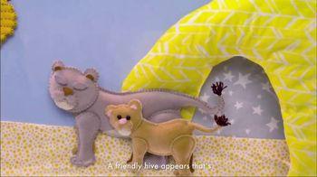 SheaMoisture Baby TV Spot, 'Teeny Tiny Lion' - Thumbnail 5