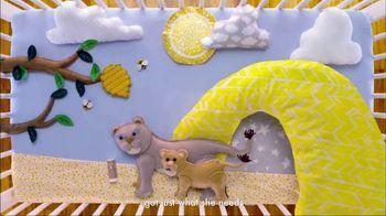 SheaMoisture Baby TV Spot, 'Teeny Tiny Lion' - Thumbnail 6