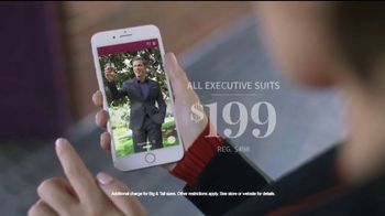 JoS. A. Bank Perfect Gift Sale TV Spot, 'Executive Suits and Dress Shirts' - Thumbnail 4