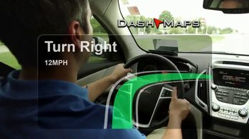 Dash Maps TV Spot, 'Transparent GPS Image'