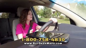 Dash Maps TV Spot, 'Transparent GPS Image' - Thumbnail 6