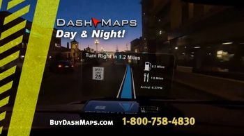 Dash Maps TV Spot, 'Transparent GPS Image' - Thumbnail 9