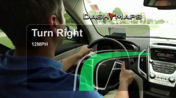 Dash Maps TV Spot, 'Transparent GPS Image'