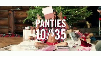 Victoria's Secret TV Spot, 'Ten Panties for $35' - Thumbnail 4