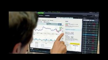 Schwab Trading Services TV Spot, 'All Over the Place' - Thumbnail 8