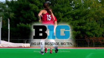 Big Ten Conference TV Spot, 'Faces of the Big Ten: Megan Cunningham' - Thumbnail 9