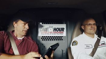 One Hour Heating & Air Conditioning TV Spot, 'John's Work' Feat. Mike Rowe
