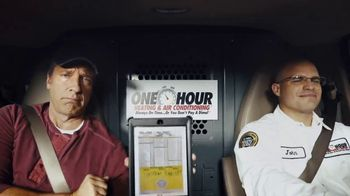 One Hour Heating & Air Conditioning TV Spot, 'John's Work' Feat. Mike Rowe - Thumbnail 4