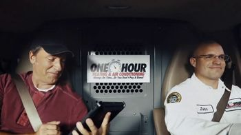 One Hour Heating & Air Conditioning TV Spot, 'John's Work' Feat. Mike Rowe - Thumbnail 6