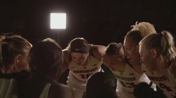 University of Iowa TV Spot, 'Fight for Iowa: Women's Basketball' - 52 commercial airings