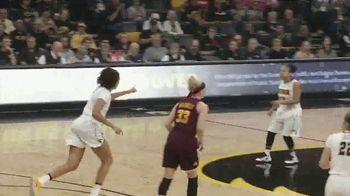 University of Iowa Athletics TV Spot, 'Fight for Iowa: Women's Basketball' - Thumbnail 5