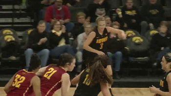 University of Iowa Athletics TV Spot, 'Fight for Iowa: Women's Basketball' - Thumbnail 6