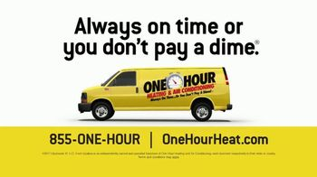 One Hour Heating & Air Conditioning TV Spot, 'Five Minutes' Feat. Mike Rowe - Thumbnail 7