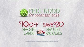 Hand and Stone TV Spot, 'Holiday Gifts' Featuring Carli Lloyd - Thumbnail 9