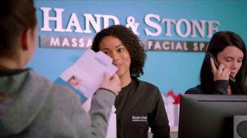 Hand and Stone TV Spot, 'Holiday Gifts' Featuring Carli Lloyd - Thumbnail 3