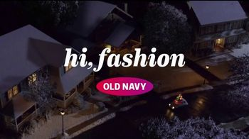 Old Navy TV Spot, 'Do the HOLIYAY Dance' Song by Justice - Thumbnail 1
