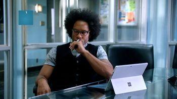 Microsoft Surface TV Spot, 'Lethal Weapon: Yeti' Feat. Johnathan Fernandez - Thumbnail 1