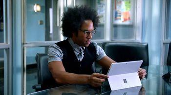 Microsoft Surface TV Spot, 'Lethal Weapon: Yeti' Feat. Johnathan Fernandez - Thumbnail 2