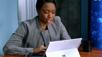 Microsoft Surface TV Spot, 'Lethal Weapon: Yeti' Feat. Johnathan Fernandez - Thumbnail 8