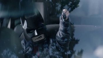Hallmark Gold Crown Stores TV Spot, 'Keepsake Ornaments: LEGO Batman'