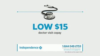 Independence Blue Cross Medicare Advantage Plan TV Spot, 'Don't Miss Out' - Thumbnail 1