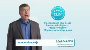 Independence Blue Cross Medicare Advantage Plan TV Spot, 'Don't Miss Out' - Thumbnail 6