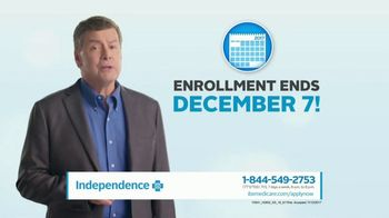 Independence Blue Cross Medicare Advantage Plan TV Spot, 'Don't Miss Out' - Thumbnail 7