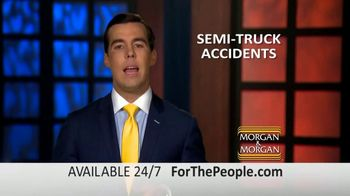 Morgan and Morgan Law Firm TV Spot, 'Semi-Truck Accidents' - Thumbnail 1