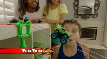 Trix Trux TV Spot, 'Get Behind the Wheel'