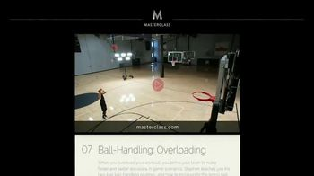 Masterclass TV Spot, 'Stephen Curry Teaches Shooting' Feat. Stephen Curry - Thumbnail 9
