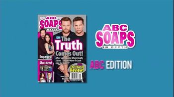 ABC Soaps In Depth TV Spot, \'General Hospital: The Truth is Out\'