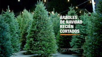 The Home Depot TV Spot, 'Juntos: árboles recién cortados' [Spanish] - Thumbnail 10
