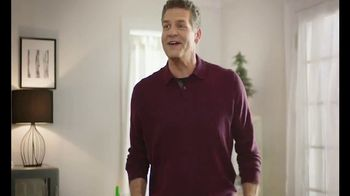 IKEA TERJE Folding Chair TV Spot, 'ESPN: Unexpected Guest' Feat. Mike Golic