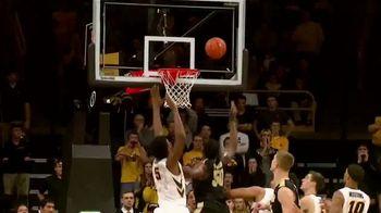 University of Iowa Athletics TV Spot, 'Fight for Iowa: Men's Basketball'