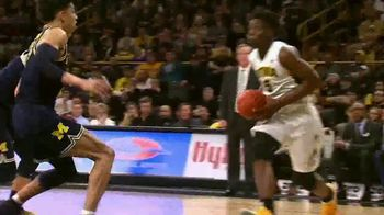 University of Iowa TV Spot, 'Fight for Iowa: Men's Basketball'